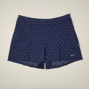Nike Golf Dri Fit Blue Skirt Shorts Size 2